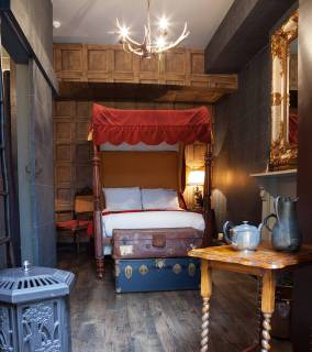 Le Foto Esclusive Del Nuovo Hotel Di Harry Potter