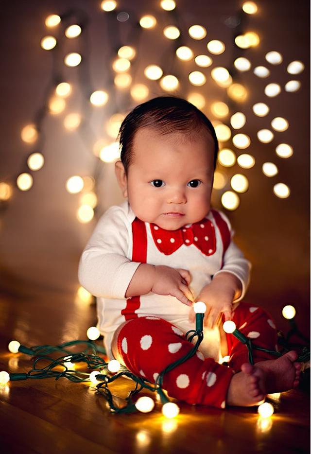 Foto Bimbi Di Natale.Le Immagini Dei Bambini A Natale