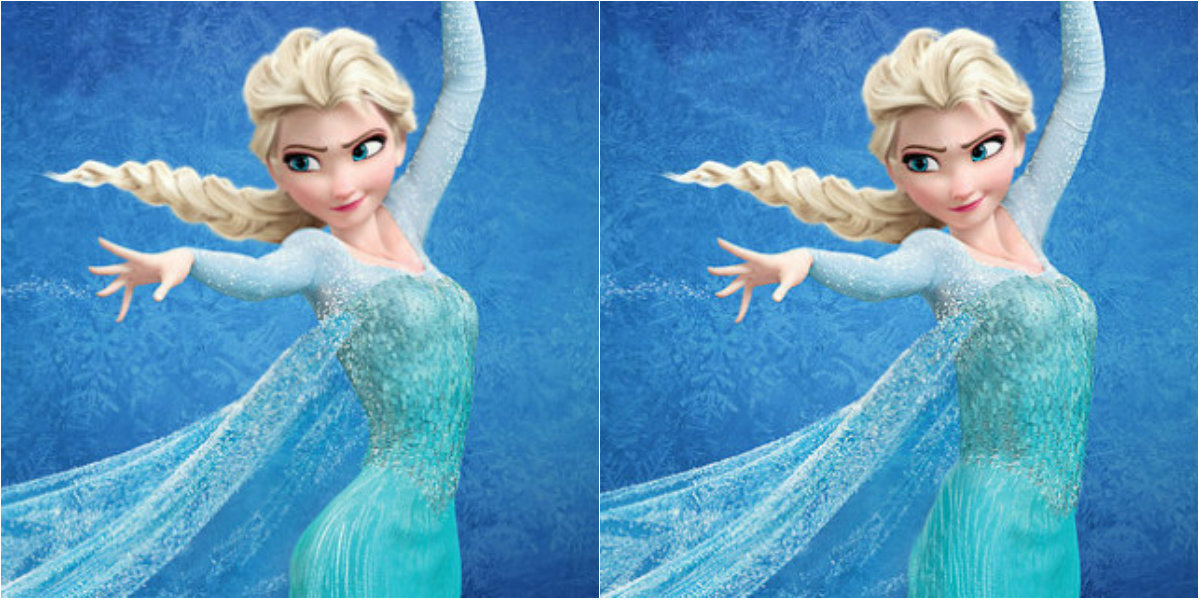 Se le Principesse Disney avessero un corpo normale? Ecco come sarebbero