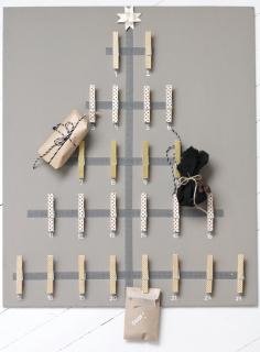 Natale Low Cost: alberi di natale creativi... anche senza aghi!