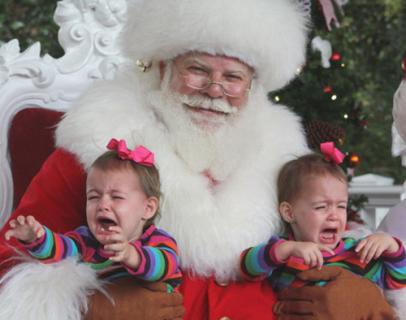 Chi ha Paura di Babbo Natale?