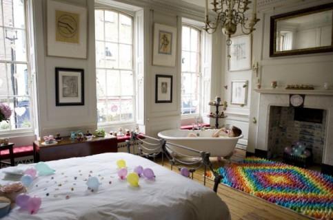 Apre a Londra L'Hotel più Goloso del Mondo