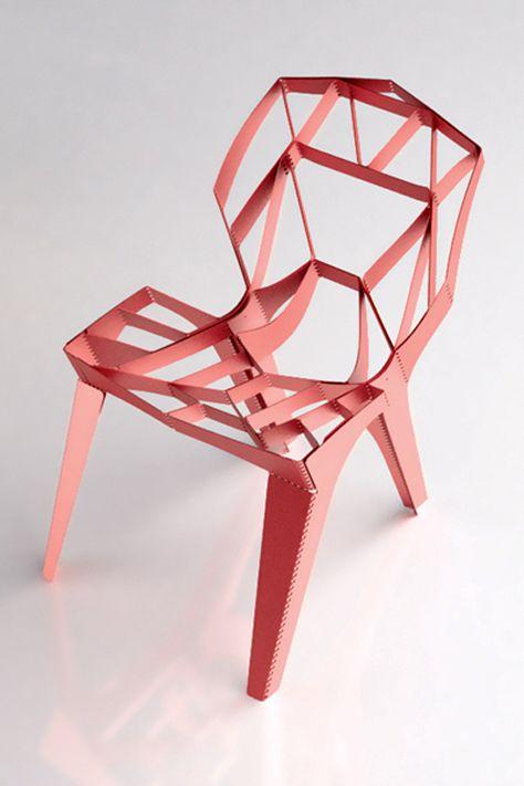 Sedie e Poltrone dal Design Unico che Stravolgeranno la Tua Casa