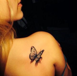 I Più Strani Tatuaggi in 3D che Ti Stupiranno