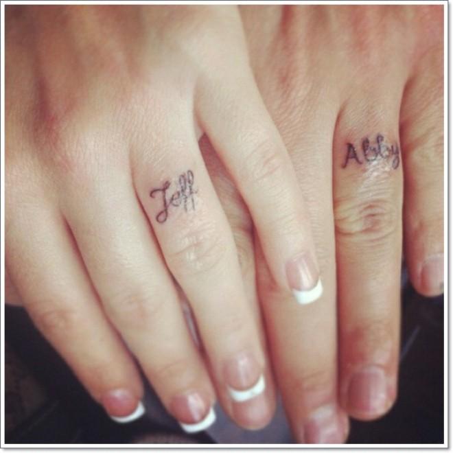 Scambiatevi il Tattoo: Quando l'Anello è Davvero per Sempre