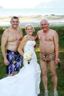 Le Peggiori Foto di Matrimonio Degli Album di Nozze