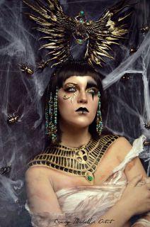 Quando il Make Up diventa Arte: le Incredibili Creazioni di Joyce Spakman