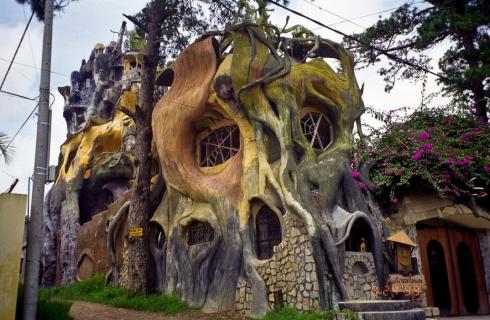 Le 50 case pi folli e stravaganti del mondo che esistono for Case stravaganti