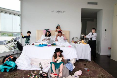 La tragicomica vita dei genitori in 27 immagini