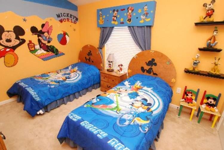 Magiche Camerette Ispirate ai Cartoni Disney che Fanno Sognare anche i Grandi