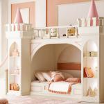 30 Camerette da Sogno per Piccole Principesse