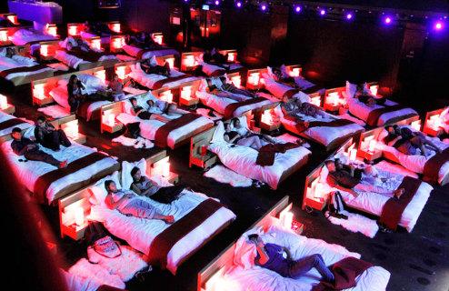 Chi non Vorrebbe Guardare un Film in un Cinema Così? Ecco i Più Spettacolari