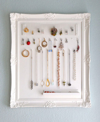 Come Organizzare i Bijoux: 29 Idee che ti Stupiranno!
