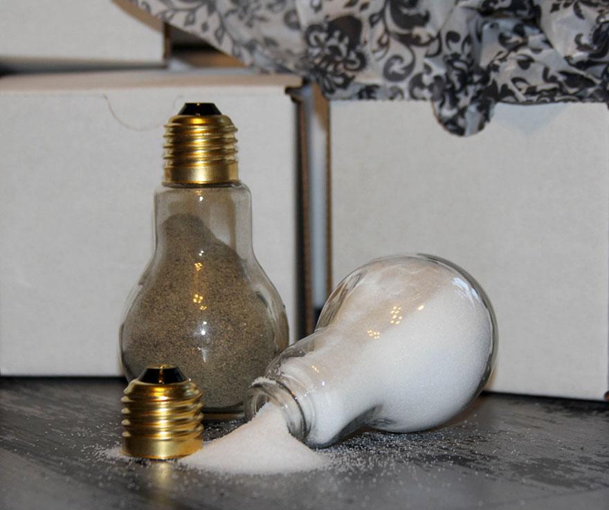 23 Modi Sorprendenti e Poco Scontati di Riciclare le Vecchie Lampadine