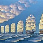 Realtà o Illusione Ottica? I Rompicapo di Rob Gonsalves che ti Tormenteranno