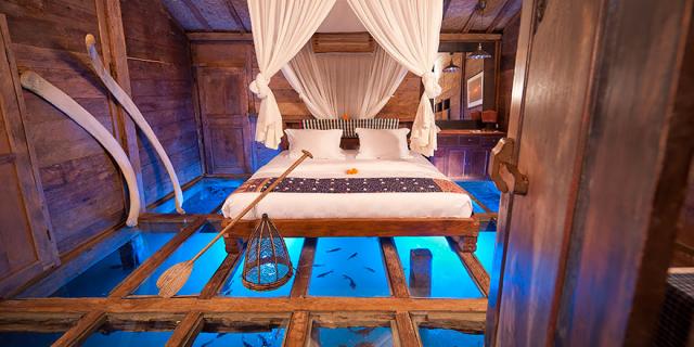 Dormire sull'Acqua o in un Igloo? Ecco gli Hotel Più Originali al Mondo