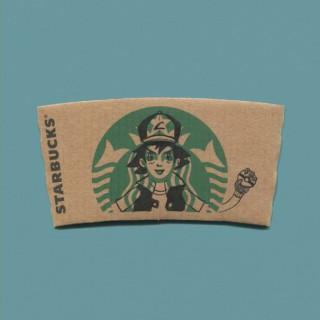 Cartone Starbucks Trasformato in Arte: La Gallery Più Amata da Instagram