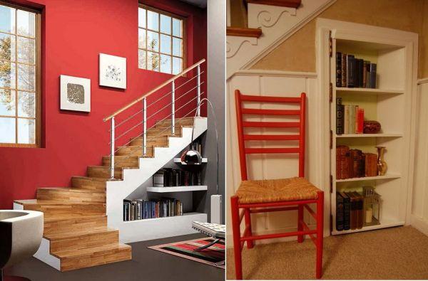 Sottoscala: 69 Idee per Sfruttare gli Spazi più Impensabili della Casa