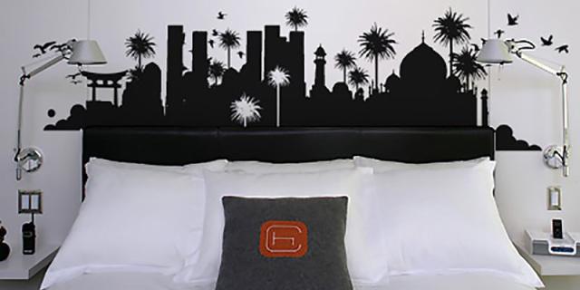 Come ti cambio la camera: ecco 50 idee per la testata del letto ...