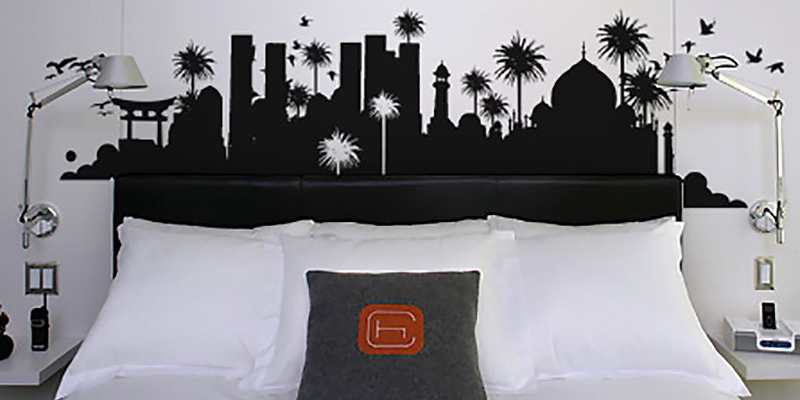 Come ti cambio la camera ecco 50 idee per la testata del - Spalliera del letto ...