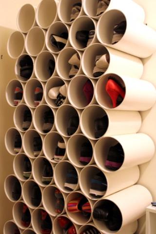 Troppe Scarpe? Ecco 35 Modi Intelligenti per Sistemarle (ed evitare di inciampare per casa!)