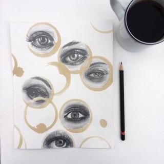 Caffè e Matita: Come Ti Trasformo il Risveglio in Arte