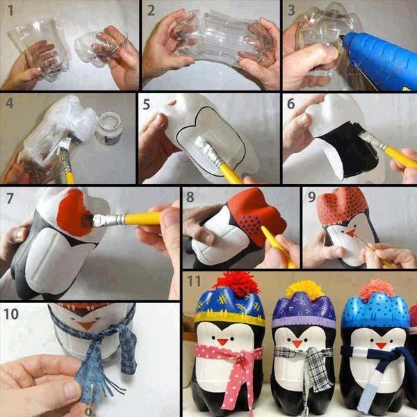 30 Modi Creativi Per Riciclare la Plastica