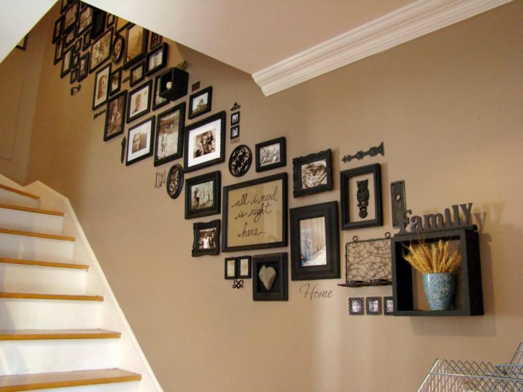Idee X Decorare Pareti decorare le pareti con le tue foto: 30 idee originali