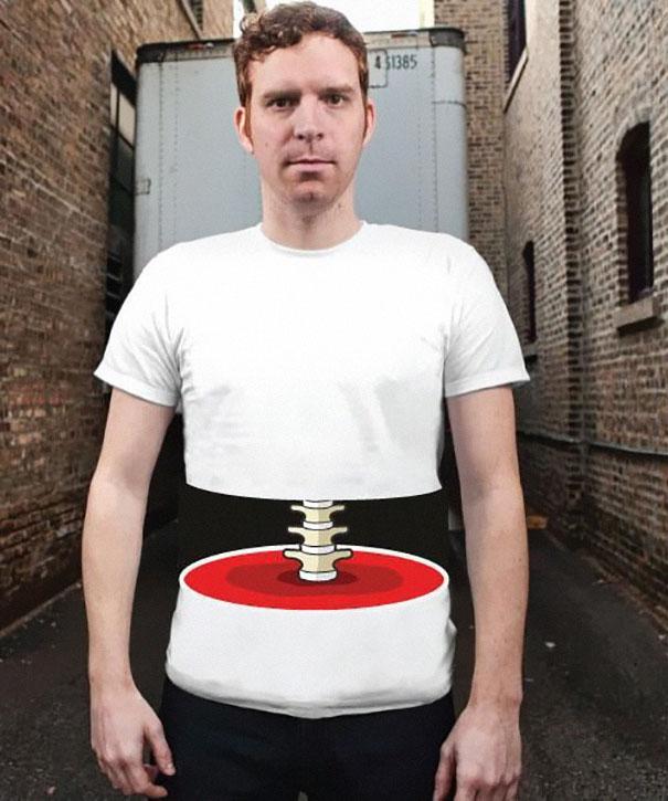 Le T-shirt Più Pazze e Creative per un Look Unico. Voi le Indossereste Mai?
