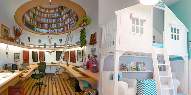 Idee dal design unico che trasformeranno la tua casa in un for Idees interior design