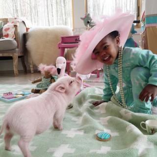 Libby e il Suo Particolare Animale Domestico