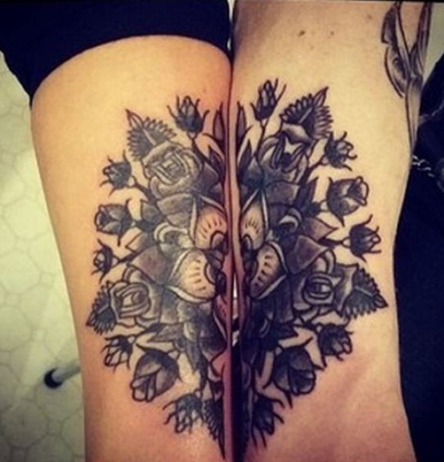 Le Più Belle Idee per Tatuaggi di Coppia da Fare con il Tuo Partner