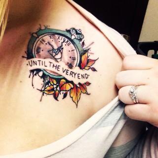 Tatuaggi Ispirati al Mondo di Harry Potter