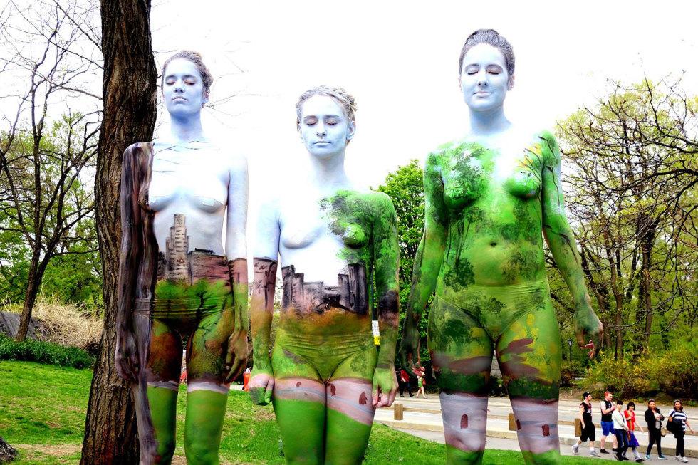 Il Nudo C'è ma Non si Vede: le Illusioni di Natalie Fletcher