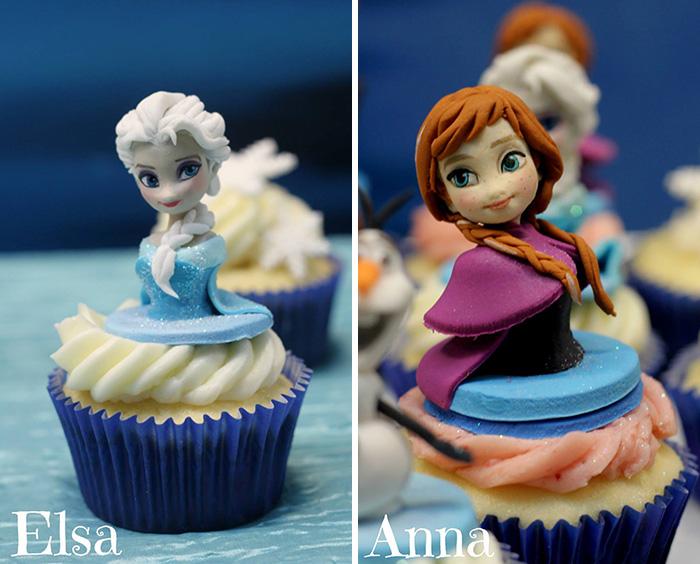 Gli Incredibili Cupcake Ispirati ai Film d'Animazione Dreamworks