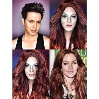 Come Trasformarsi con il Make up: anche un Uomo ci Riesce!