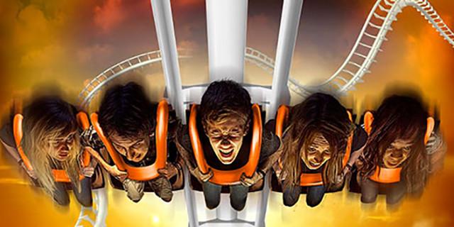 Oblivion - The Blackhole: Ecco le Nuove Montagne Russe di Gardaland