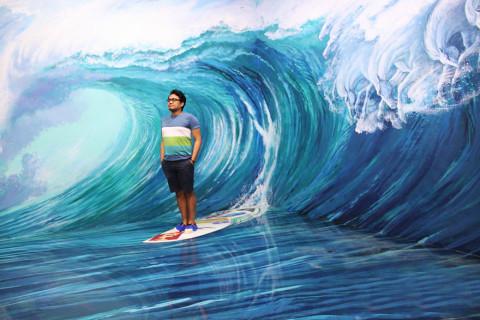 Il Museo d'Arte 3D che ti permette di interagire direttamente con le opere
