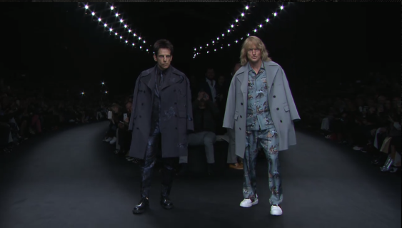 Zoolander is Back @Paris Fashion Week