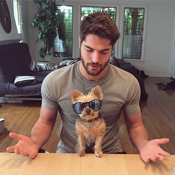 Uomini con i loro Cani: chi è più Sexy tra i due?
