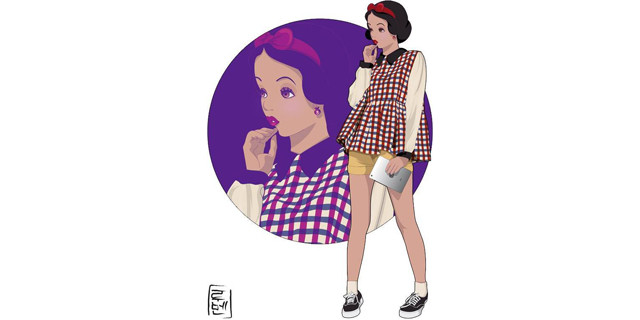Personaggi Walt Disney nel XXI Secolo