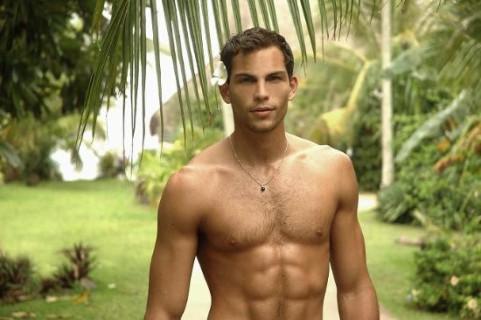 Brice Martinet, L'Adamo di Playa Desnuda
