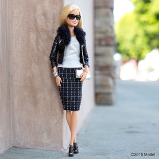 Barbie come una Fashion Blogger: ecco il suo Account Instagram