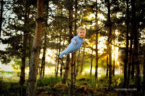 Wil può Volare: Così un Papà Insegna a suo Figlio a Superare le Disabilità