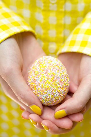 35 Modi Creativi di Decorare le Uova di Pasqua