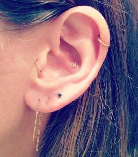 Piercing all'orecchio: 20 stupende Idee a cui ispirarsi