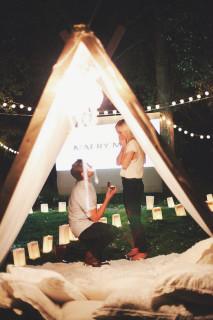 30 Romantiche Proposte di Matrimonio da Togliere il Fiato