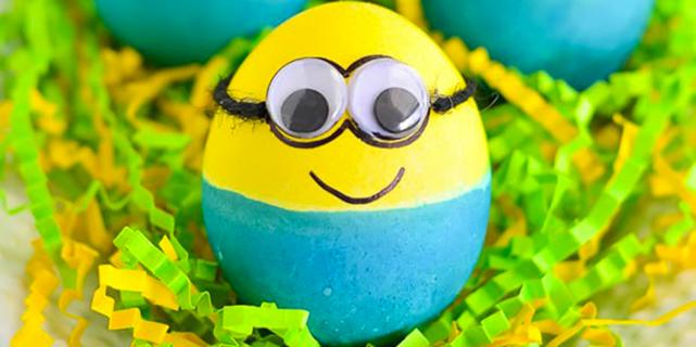 35 modi creativi di decorare le uova di pasqua roba da donne - Decorazioni per uova di pasqua ...