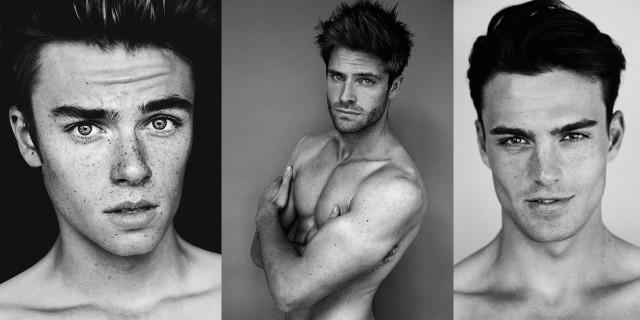 Questi Uomini Dimostrano Quanto le Lentiggini possano essere Sexy ed Affascinanti