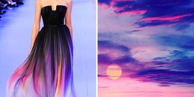 La Moda si Ispira alla Natura: ecco le Stupende Creazioni di Liliya Hudyakova